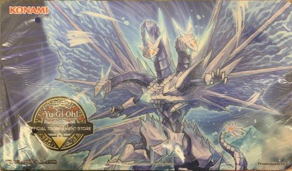 画像1: -マウスマット-OFFICIAL TOURNAMENT STORE「氷獄龍トリシューラ」 (1)