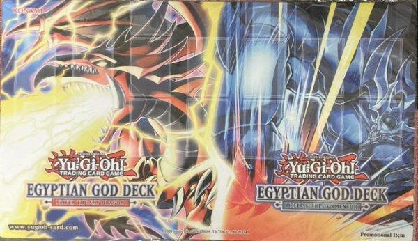 画像1: EGYPTIAN GOD DECK「オシリスの天空竜 オベリスクの巨神兵」 (1)